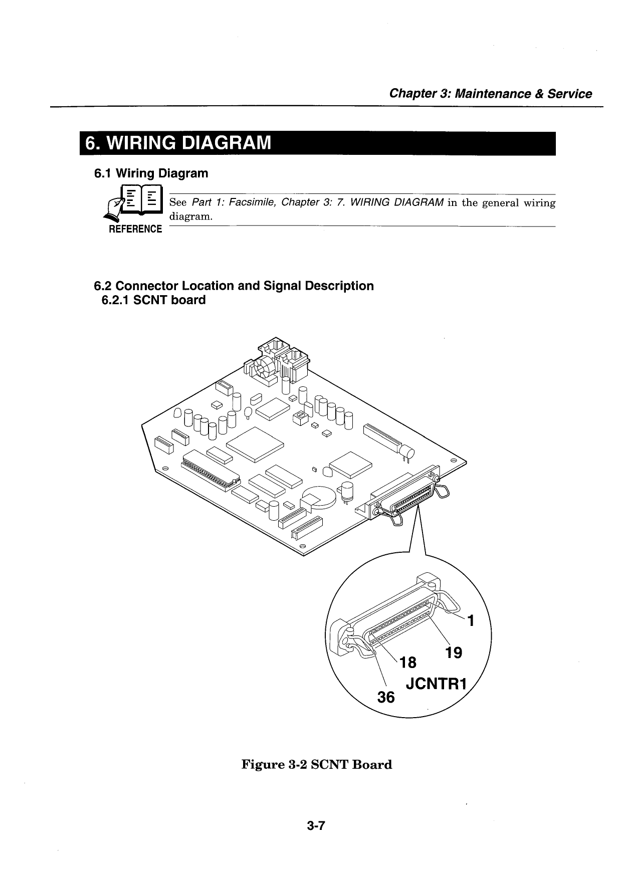 Canon FAX MultiPass-C20 Parts and Service Manual